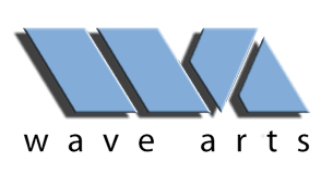Wave Arts logo